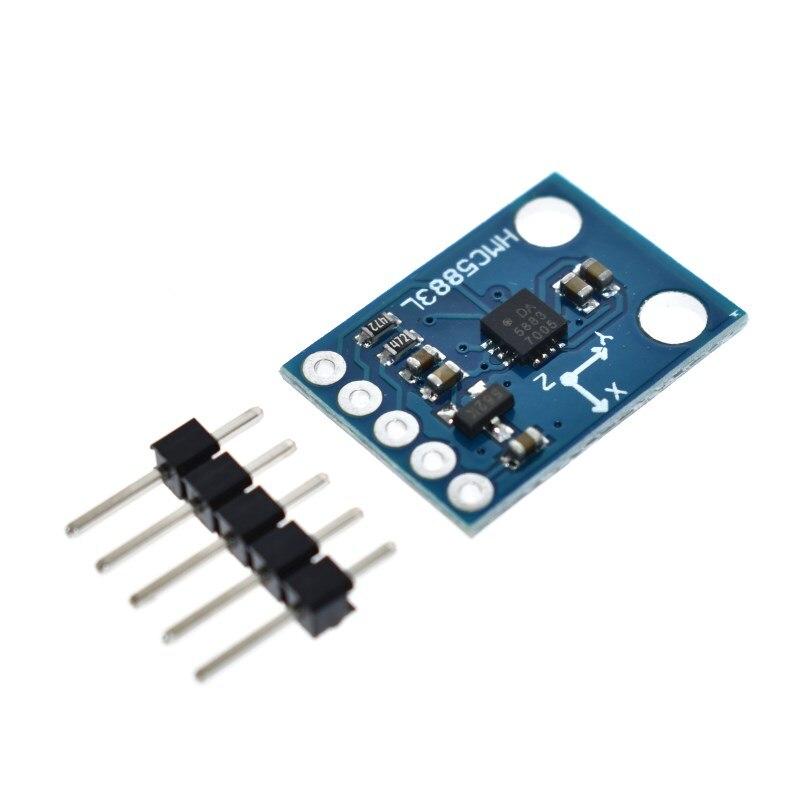 GY-273 HMC5883L Module Triple Axis Compass Magnetometer Sensor 3V-5V