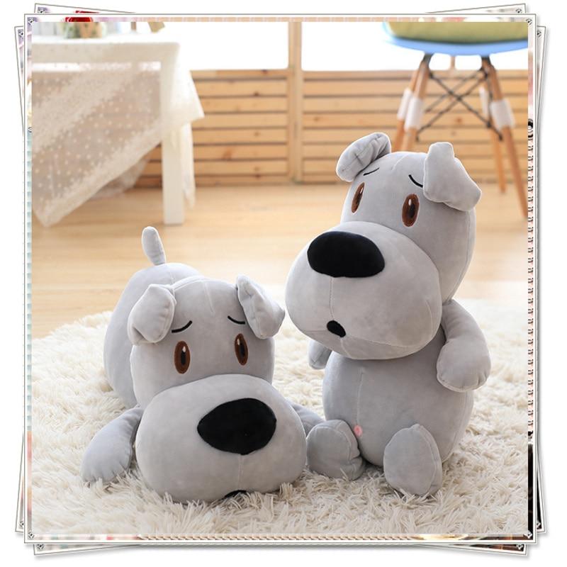 Miccidan dog plush cute pillow ty big eyed stuffed animals mamas papas kids toys spongebob teddy bear valentines day present
