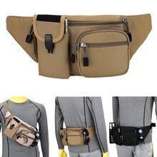 1 шт. многофункциональная сумка на поясном ремне для уличных прогулок сумка на плечо спортивные сумки уличная упаковка Тактическая Военная техника