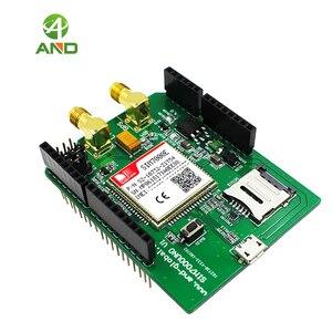 Image 5 - SIM7000E kiti Arduino için UNO,eMTC NB IoT kalkanı geliştirme kartı 1 takım