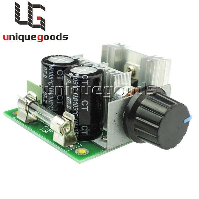 Buy dc 12v 40v width modulation 12v 24v for 24v dc motor controller circuit
