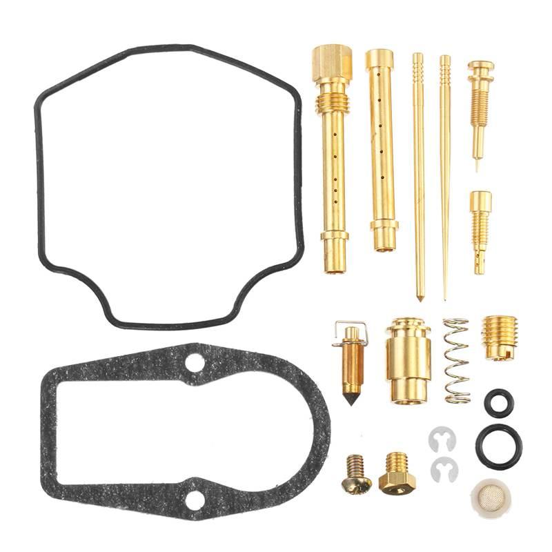Carburetor Carb Repair Rebuild Kits For Yamaha XT600 XT600E XT600K 3TB 90-92 cnc short brake clutch lever for yamaha xt600 84 86 xt600e 90 03 xt600z tenere 84 86 xt600ze 87 92 xt660r xt660x 04 16