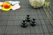 Teachers appliance ebony type hoist joss stick incense font b inserted b font aloes drum GuanXun
