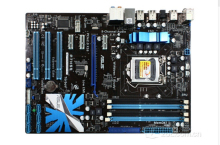 original motherboard for ASUS P7H55 boards LGA 1156 DDR316GB support I3 I5 I7 Mainboard H55 desktop motherboard Free shipping