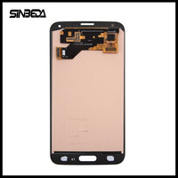 Sinbeda Super Amoled Silver Black Gold Color LCD Display For Samsung Galaxy S5 NEO G903 G903F