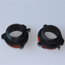 2pcs New H7 /HID XENON Bulb Adapters Holder High Quality H7 HID Bulb Conversion Adapter for BMW E39 5 Series 97-03