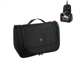 Travel Cosmetic Bag Hanging toilet Makeup Cases Women Zipper Make Up Handbag Organizer Storage Pouch men Toiletry Wash Bags