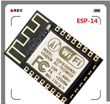 2016 New version 1PCS ESP8266 serial WIFI model ESP 14 Authenticity Guaranteed Internet of things