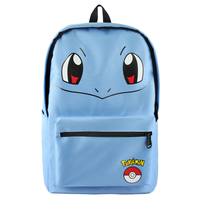 Le Backpack Bag School Book Cute Cartoon Smile Face Kids Boys S Gift Xmas