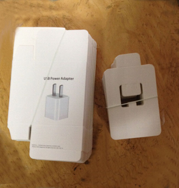 Promotion Paper Box High Quality Retail Packaging Boxes For Apple Iphone 4 5 5s