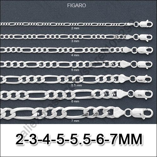 Jexxi Wholesale Free Shipping 10pcs 7 Size2 7mm Necklaces