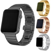 Series 2 1 316L Stainless Steel Watchband 38mm Link Bracelet Strap For Apple Watch Band 42mm
