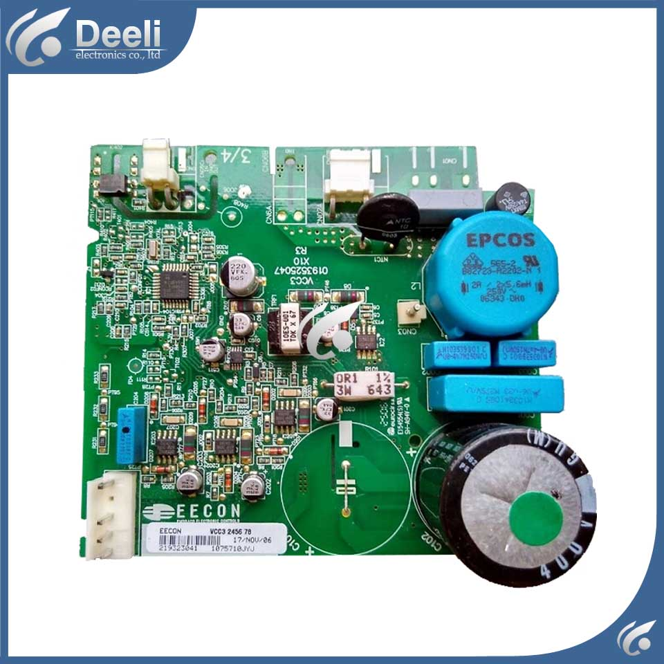 95% new original for refrigerator inverter board computer board VCC3 0193525047 Tested Working 95% new used for refrigerator computer board pcb01 20 v01 pcb01 20 v02 bdg23 95