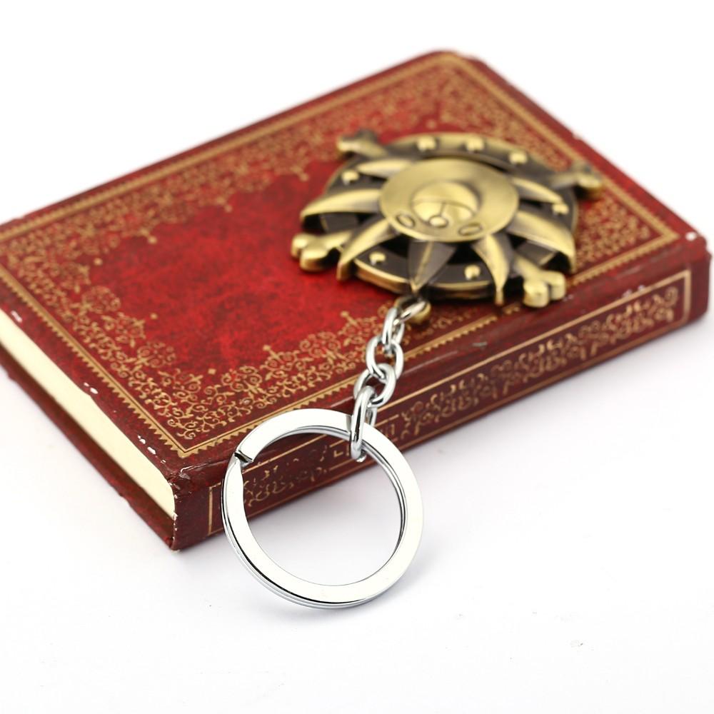 Great Thousand Sunny Keychain