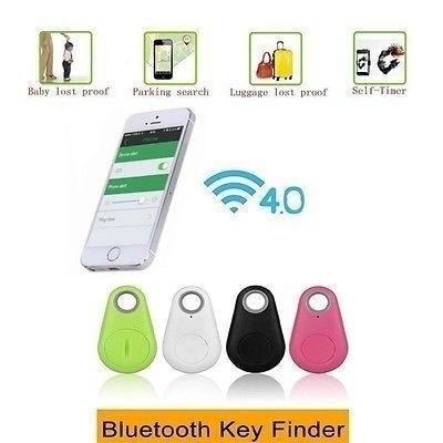 Self Defense Personal Anti Lost Smart Bluetooth Gps Locator Tag Tracker Alarm Wallet Key Pet Dog Tracker [nf] Fc