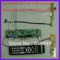 TV/HDMI/VGA/AV/USB/AUDIO controller Board LCD trabajo para 1280x800 30Pin Panel Lcd