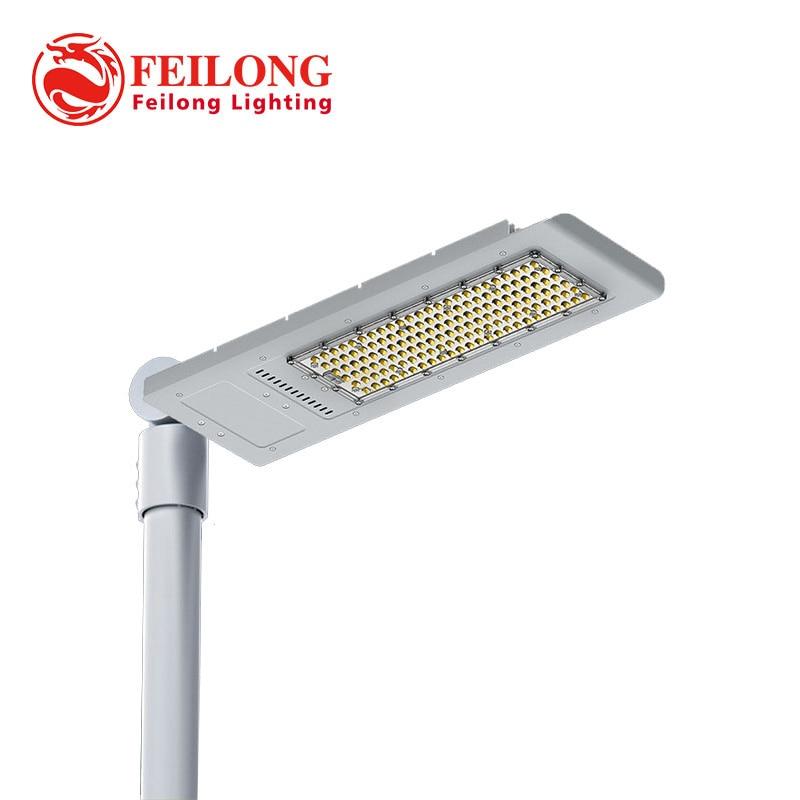 Free shipping 40w led street light 110 130lm/w IP67 protection grade new design street led light