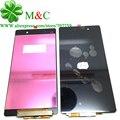 Z2 Оригинальный ЖК-Панель Для Sony Xperia Z2 D6502 D6503 D6543 L50W ЖК-Дисплей С Сенсорным Экраном Дигитайзер Панели Ассамблея