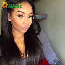 13×4 Ear To Ear Lace Frontal Closure With Bundles Peruvian Virgin Hair Straight 3/4 Bundle 7A Peruvian Lace Frontals Stema Hair