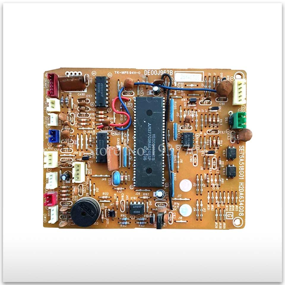 95% new for Mitsubishi Air conditioning computer board circuit board DE00J962B SE76A518G01 SE76A522G03 good working 95% new for haier refrigerator computer board circuit board bcd 198k 0064000619 driver board good working