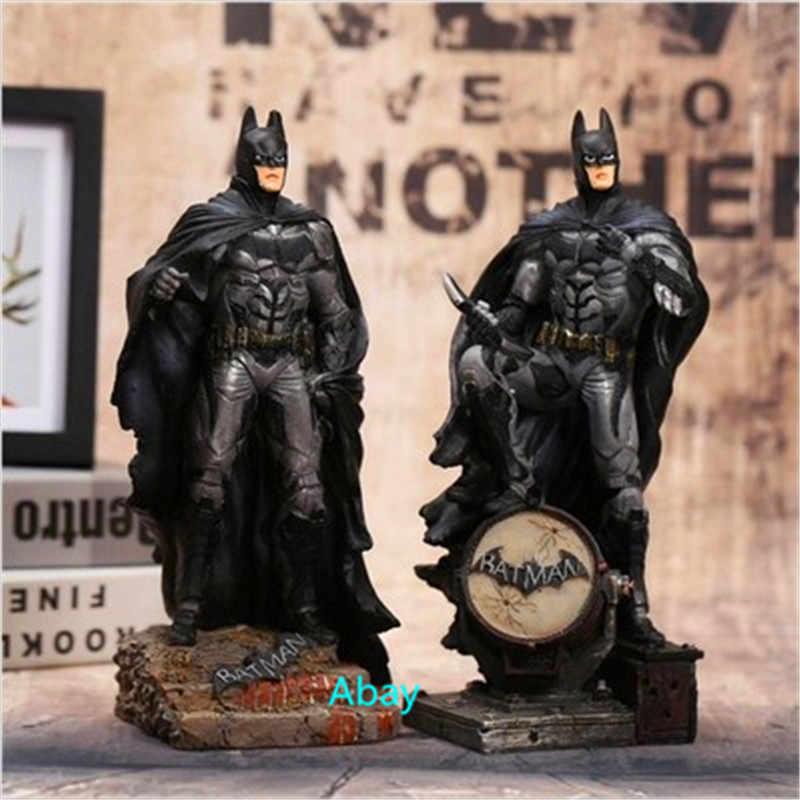 24 الألوان المنتقمون: endgame الرجل الحديدي ثور ولفيرين باتمان الرجل العنكبوت GK صندوق التوفير مع مصباح ليد الراتنج عمل الشكل لعبة H375