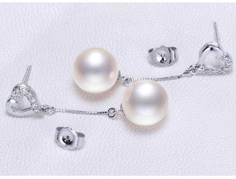 pearls earrings jewelry 66