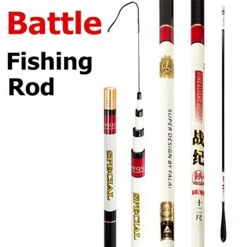 High Carbon fiber Super Hard Fishing Rod Telescopic Rod Taiwan Fishing Rod 3.6-5.4m Telescopic Spinning Fishing Pole For Carp