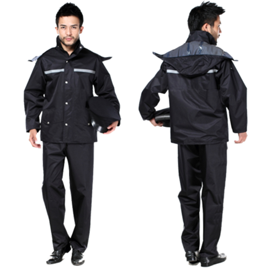 Réfléchissant imperméable pour Femme Pour combinaison de randonnée Hommes Moto ensemble de pluie Imperméable Manteau Femme accessoires décoration d'intérieur 50YY0009