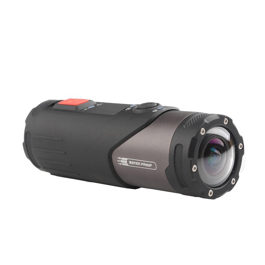 Caméra d'action originale de SOOCOO S20WS, imperméable à l'eau 10 M 1080 P Full HD vélo vélo casque Mini colonne de Sport en plein air DV cam - 3
