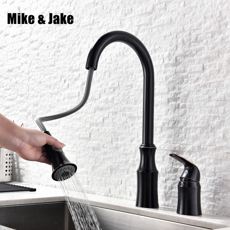 Double hole pull out kitchen faucet square brass kitchen mixer sink faucet mixer kitchen faucets pull down kitchen sink mixer 2015 black kitchen faucet pull out black torneira cozinha orb us kitchen sink faucet mixer kitchen faucets pull out kitchen tap