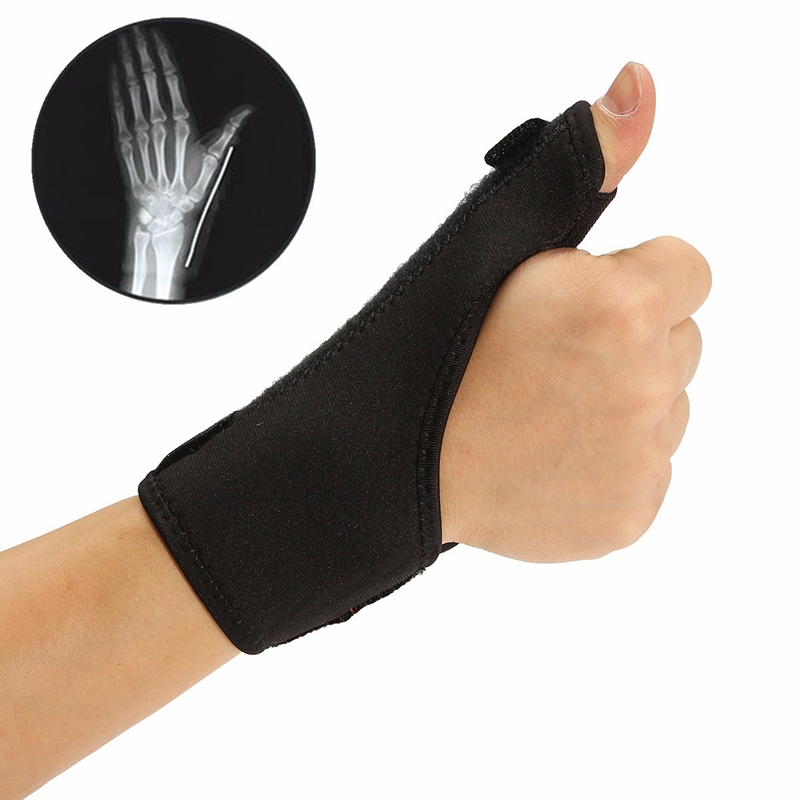 1pc Practical Wrist Thumb Hand Support Brace Elastic Fitness Thumb Wrap Wrist Support Sport Training Exercise Thumb Protecter