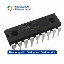 50 piezas nuevo Original PIC16F628A I/P DIP 18 PIC16F628A PIC16F628 16F628 Flash basado en microcontroladores CMOS de 8 bits