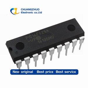 Image 1 - 50pcs New Original  PIC16F628A I/P DIP 18 PIC16F628A PIC16F628 16F628 Flash Based, 8 Bit CMOS Microcontrollers
