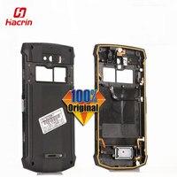 hacrin Blackview BV8000 Pro Battery Cover + Fingerprint Sensor FPC + Loud Speaker+Power On/Off FPC +Volume button FPC Back Case