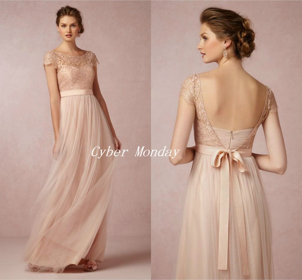 Lace Vintage Bridesmaid Dresses Promotion-Shop for Promotional ...