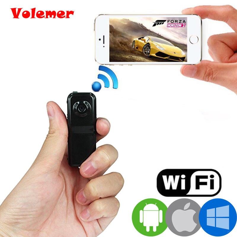Volemer MD81S Calda Mini Macchina Fotografica del IP di Wifi P2P Wireless Camera Registrazione Segreta CCTV Android iOS Nanny Camcorder Video Espia Candid