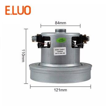 220V 1200W low noise copper motor 121mm diameter vacuum Cleaner motor for FC8256 FC8258 SC-Y108 SC-Y109 VCM-K50FT Accessories