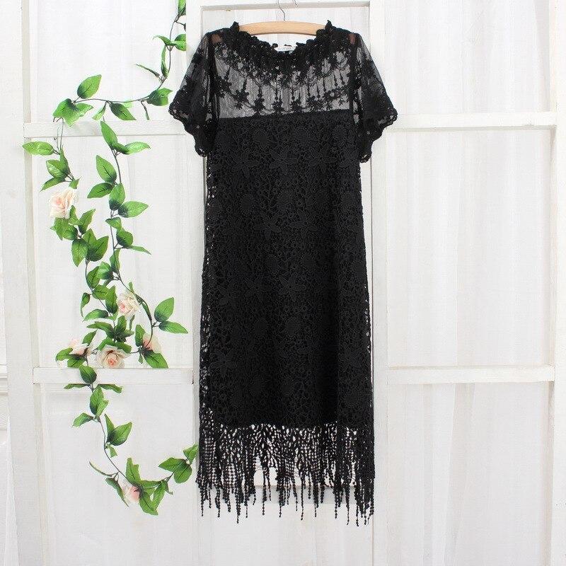 tie dye tunique femme embroidery dress vestido renda lolita bayan elbise mujer crochet indian hippie boho vintage fringe