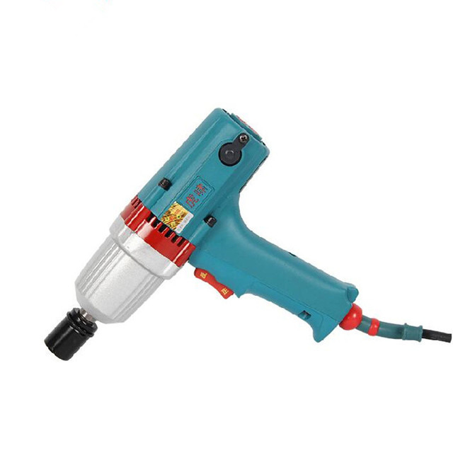 סנסציוני 220 v AC 1800r/min ברגים השפעה חשמלית ברגים שקע מפתח ברגים כלי BA-26