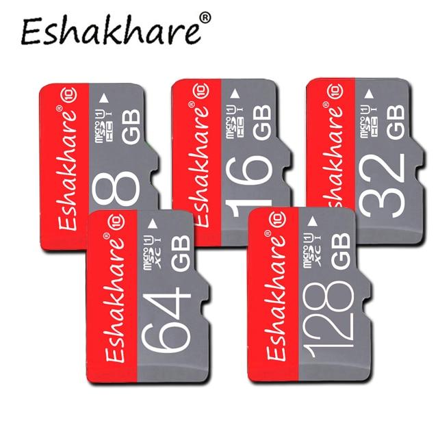 Высокая скорость class10 флэш-карты памяти 8 ГБ 16 ГБ sdcard микро sd карты 32 ГБ 64 ГБ 128 ГБ micro sd карты s мини карты памяти картао де memoria ...