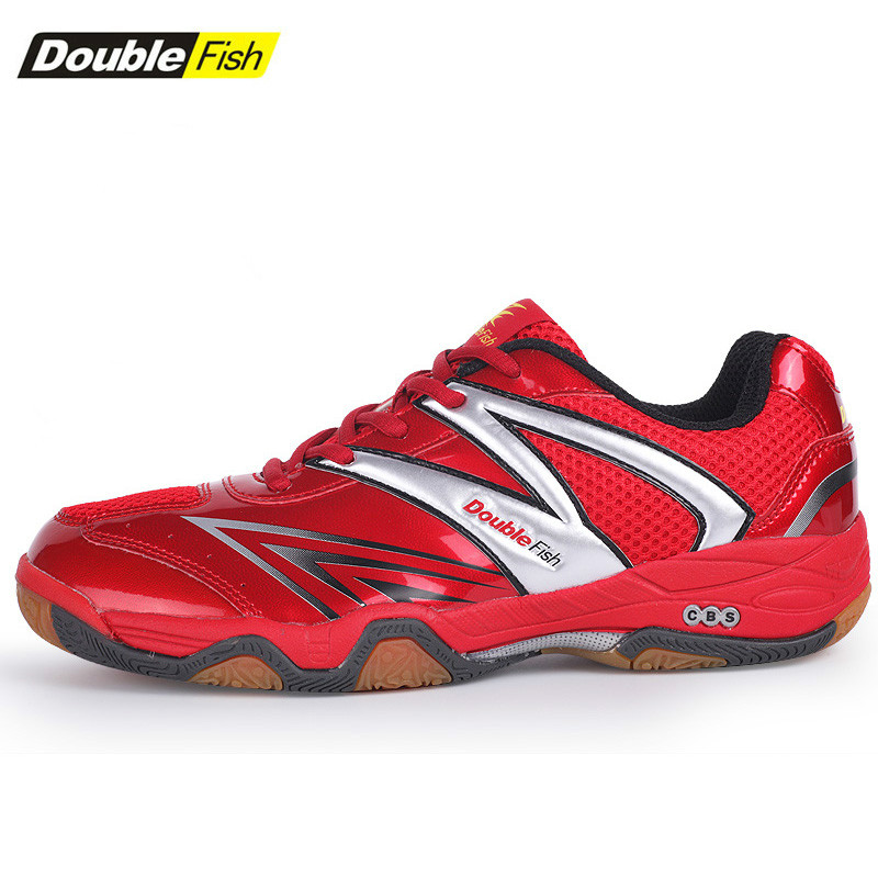 Double fish professional df008 table tennis shoes super for Fish tennis shoes