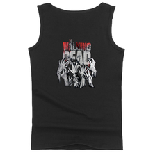 The Walking Dead Tank Tops Summer Fashion Style Clothes Sleeveless Workout Fashion Tank Top Fitness Men