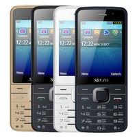 Original SERVO V9500 9500 Phone With Quad SIM 4 SIM Card 4 Standby Bluetooth Flashlight 2