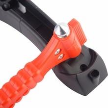 Outdoor Portable Safety Hammer / Seat Belt Cutter