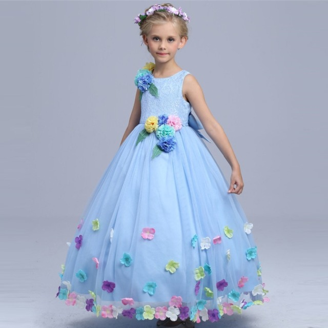 Aliexpress.com : Buy High quality Cinderella Flower Fairy costume ...