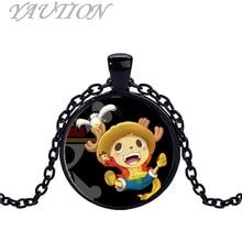 One Piece Anime Necklace Pendant