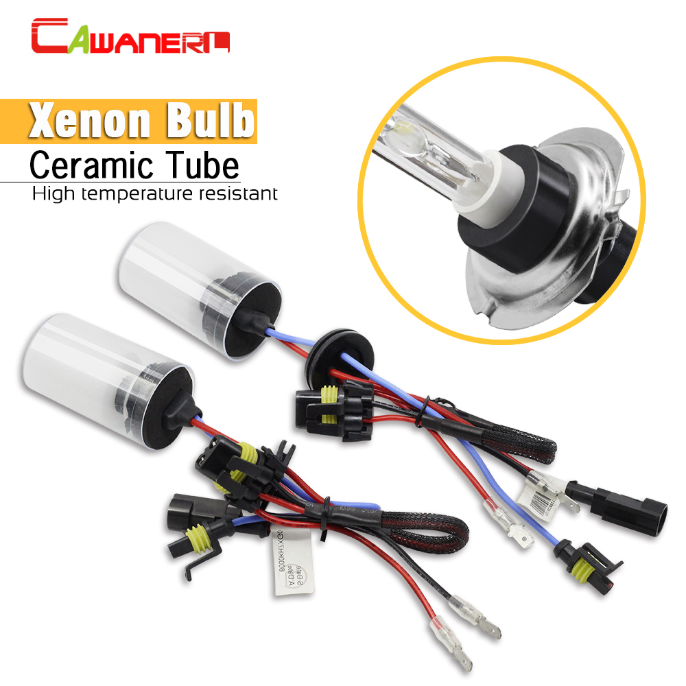 6000K HB4 9006 Xenon HID bulb lamp replacement bulbs lamps ceramic insulation UK