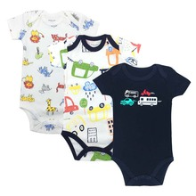 3PCS/LOT Baby Rompers 2019 long Sleeve 100%Cotton overalls Newborn clothes Roupas de bebe boys girls jumpsuit&clothing