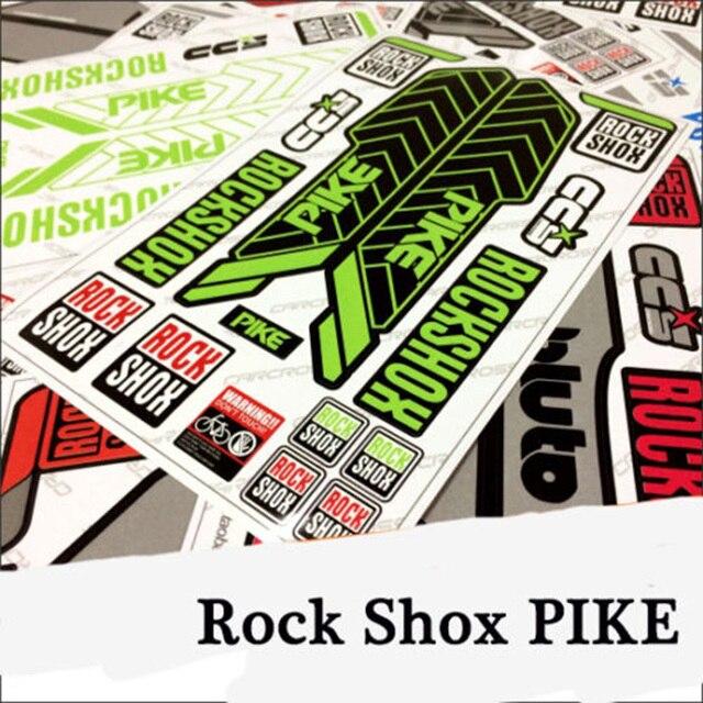 Free Shipping 2017 Pike Rock Shox Mountain Bike Bicycle Front Fork