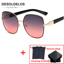2019 New Square Elegant Ladies Cat Eye Sunglasses Women Luxury Brand Designer Italy Sun Glasses Female Vintage Shades Eyewear